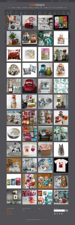 Lush Designs Collections