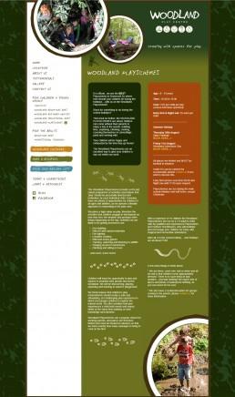 Woodland Playschemes