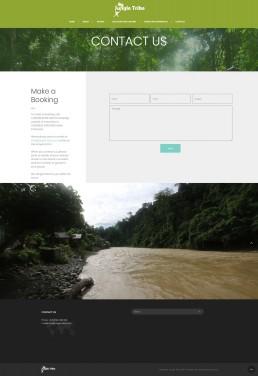 Jungle Tribe Contact